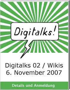Digitalks/Wikis
