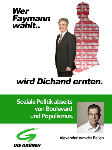 mein gruenplakat